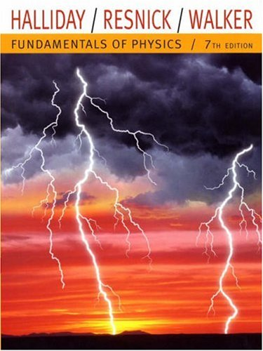 Fundamentals of Physics  7th 2005 (Revised) edition cover