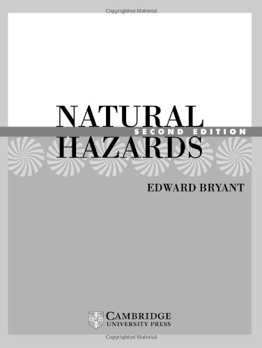 Natural Hazards  2nd 2005 (Revised) 9780521537438 Front Cover