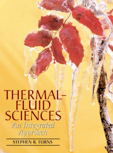 Thermal-Fluid Sciences An Integrated Approach  2005 edition cover