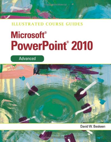Microsoft Powerpoint� 2010 Advanced   2012 9780538748438 Front Cover