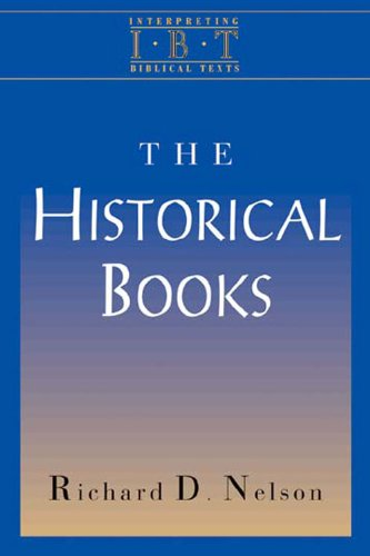 Historical Books  N/A edition cover