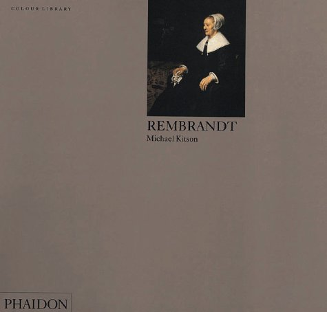 Rembrandt Colour Library 3rd 1992 (Revised) edition cover