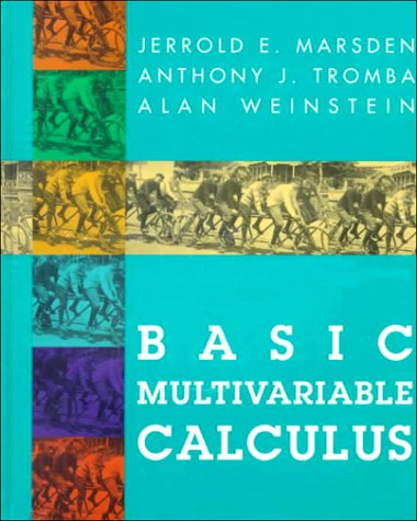 Basic Multi-Variable Calculus  3rd 2000 9780716724438 Front Cover