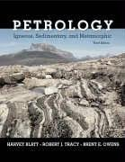 Petrology Igneous, Sedimentary, and Metamorphic 3rd 2006 (Revised) edition cover