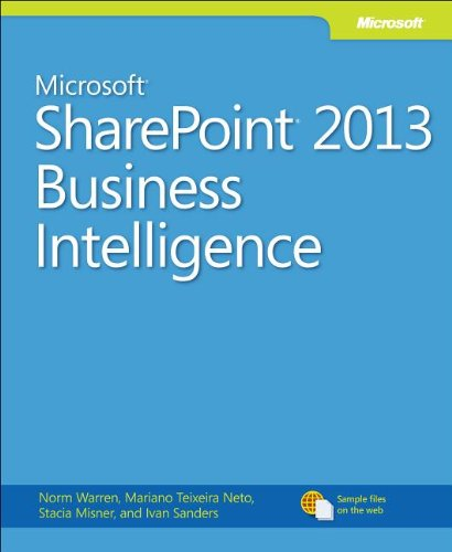 Business Intelligence in Microsoft SharePoint 2013   2013 edition cover