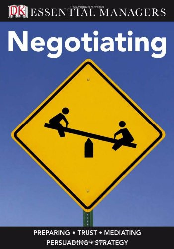 Negotiating   2009 edition cover