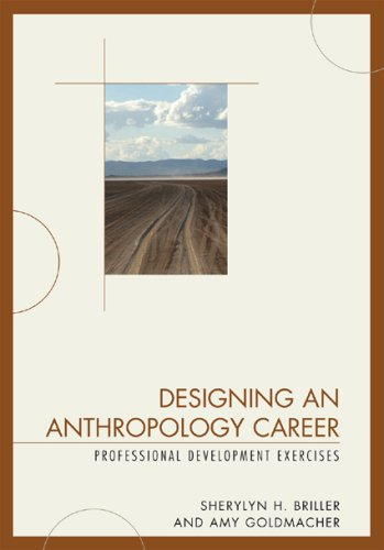Designing an Anthropology Career Professional Development Exercises  2008 edition cover