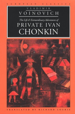 Life and Extraordinary Adventures of Private Ivan Chonkin  Reprint edition cover