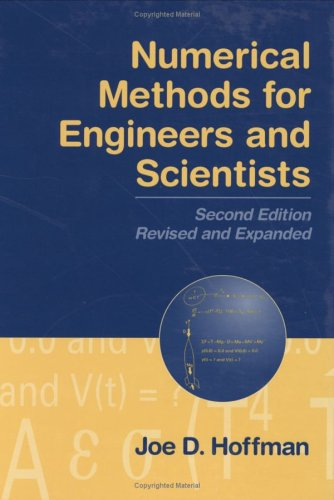 Numerical Methods for Engineering and Scientists  2nd 2001 (Revised) edition cover