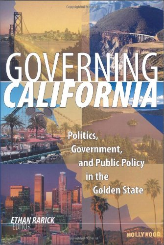 GOVERNING CALIFORNIA           N/A edition cover
