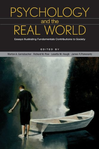 Psychology and the Real World   2011 9781429230438 Front Cover