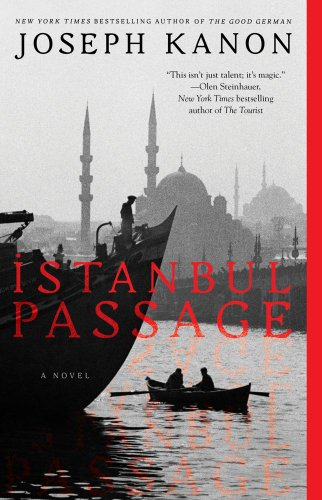 Istanbul Passage  N/A edition cover