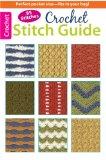 Crochet Stitch Guide:   2013 edition cover