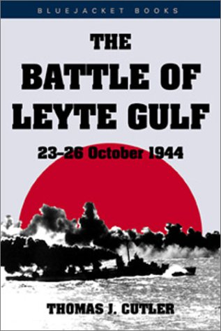 Battle of Leyte Gulf, 23-26 October 1944   2001 edition cover