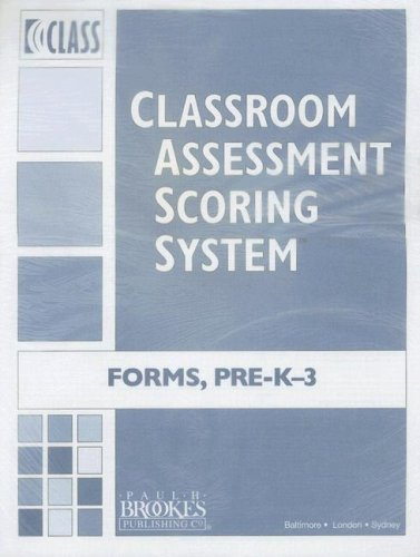 Classroom Assessment Scoring System  N/A edition cover