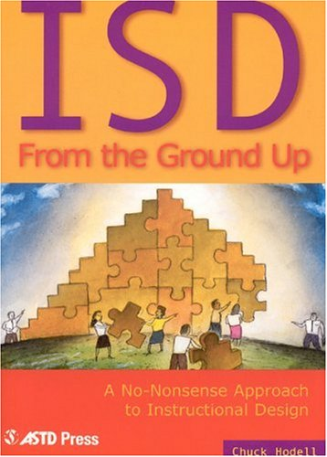 ISD from the Ground Up : A No-Nonsense Approach to Instructional Design  2000 edition cover