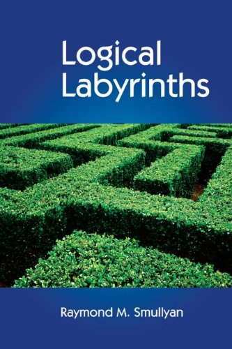 Logical Labyrinths   2008 edition cover