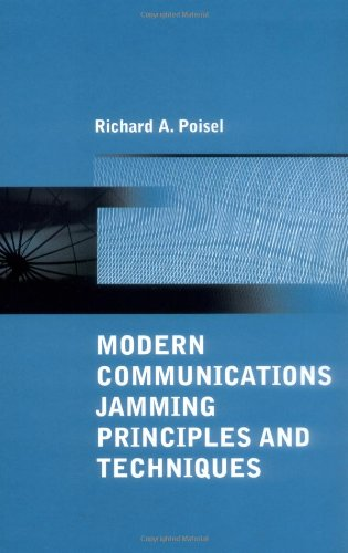Modern Communications Jamming Principles and Techniques   2003 edition cover