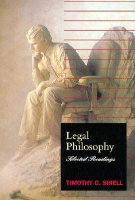 Legal Philosophy Selected Readings  1993 9780030768439 Front Cover