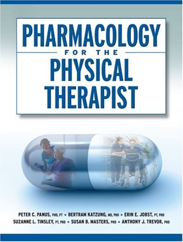 Pharmacology for the Physical Therapist   2009 edition cover