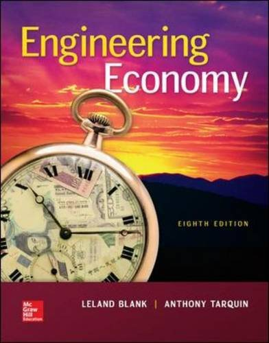 Engineering Economy:   2017 9780073523439 Front Cover