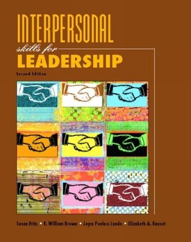 Interpersonal Skills for Leadership  2nd 2005 (Revised) edition cover