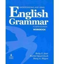 Understanding and Using English Grammar  4th 2009 edition cover