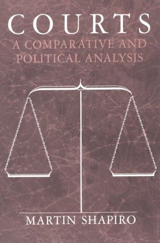 Courts A Comparative and Political Analysis N/A edition cover