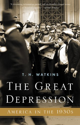 Great Depression America in the 1930's  2010 9780316080439 Front Cover