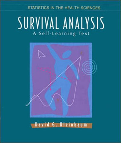 Survival Analysis A Self-Learning Text  1997 9780387945439 Front Cover