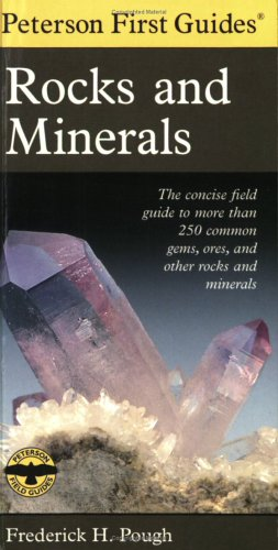 Rocks and Minerals   1998 edition cover