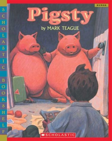 Pigsty  N/A 9780439598439 Front Cover
