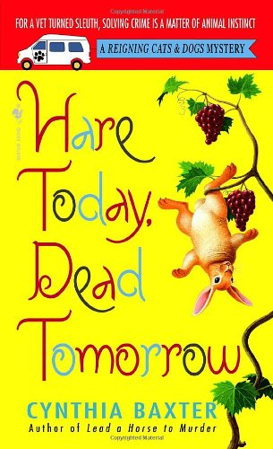 Hare Today, Dead Tomorrow  N/A 9780553588439 Front Cover