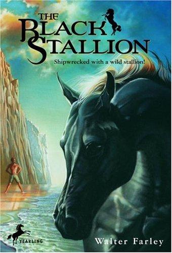 Black Stallion   2011 edition cover