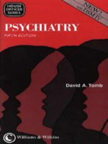 Psychiatry 5th 1995 9780683083439 Front Cover