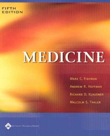Medicine  5th 2004 (Revised) edition cover