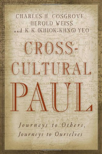 Cross-Cultural Paul Journeys to Others, Journeys to Ourselves  2005 edition cover