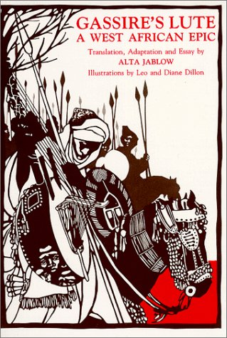 Gassire's Lute A West African Epic Revised edition cover