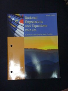 RATIONAL EXPRESSIONS+..DMA 070 >CUSTOM< N/A 9781285143439 Front Cover