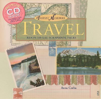 Travel Ready-to-Use Scrapbook Pages N/A 9781402726439 Front Cover