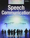 Speech Communication: A Redemptive Introduction  2013 edition cover