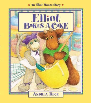Elliot Bakes a Cake   1999 9781550744439 Front Cover
