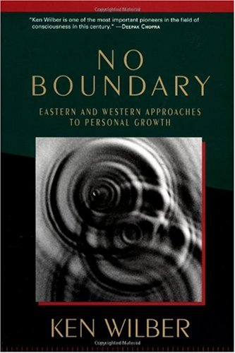 No Boundary Eastern and Western Approaches to Personal Growth  2001 edition cover