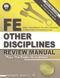 FE Other Disciplines Review Manual  N/A edition cover