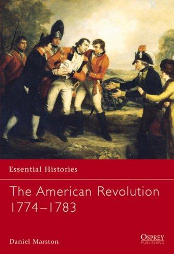 American Revolution 1774-1783   2002 edition cover