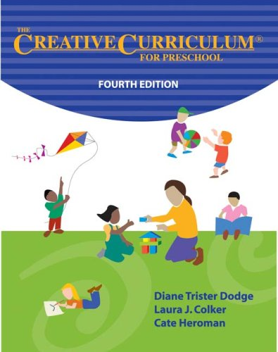 Creative Curriculum for Early Childhood, 3rd Edition  4th 2002 edition cover