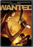 Wanted (Single-Disc Widescreen Edition) [DVD] System.Collections.Generic.List`1[System.String] artwork