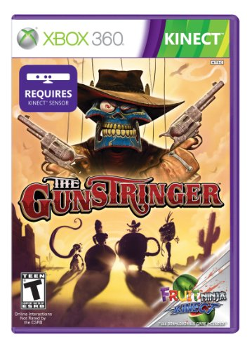 Gunstringer - Xbox 360 Xbox 360 artwork