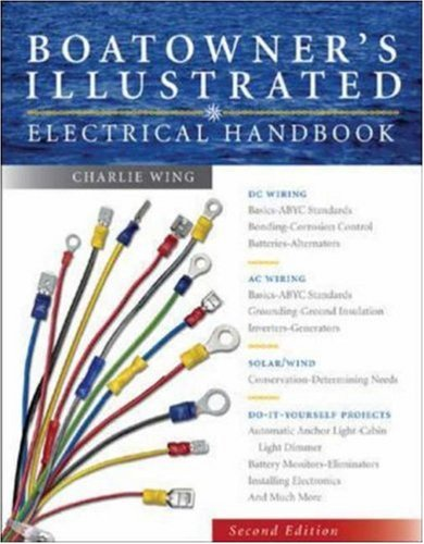Boatowner's Illustrated Electrical Handbook  2nd 2006 edition cover