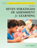 Seven Strategies of Assessment for Learning  2nd 2015 edition cover